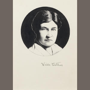 CATHER, WILLA (1873-1947, American novelist)