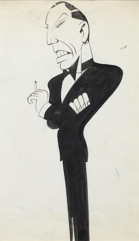 COWARD, Sir NOEL (1899-1973, playwright, composer, director, actor, singer and artist)