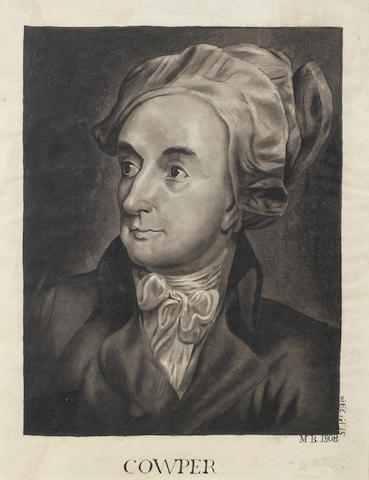 COWPER, WILLIAM (1731-1800, poet)