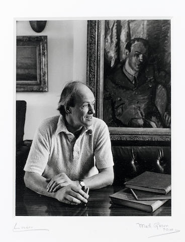 DAHL, ROALD (1916-1990, fiction writer)