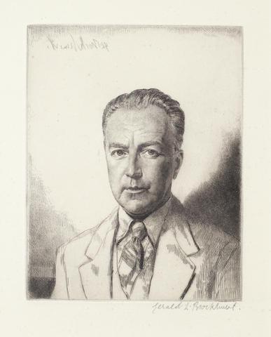 GOGARTY, OLIVER ST. JOHN (1878-1957, Irish writer)