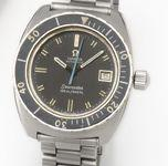 Omega. A stainless steel automatic bracelet Seamaster