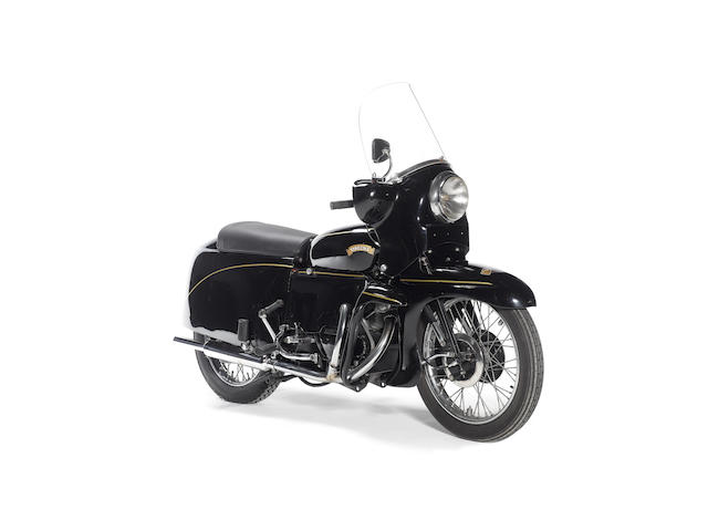 1955 Vincent 998cc Black Knight Frame no. RD12698F Engine no. F10AB/2/10798