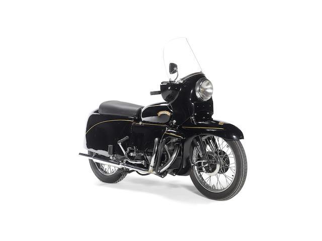 1955 Vincent 998cc Black Knight Frame no. RD12698F Engine no. F10AB/2/10798
