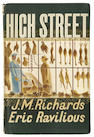 RAVILIOUS (ERIC) RICHARDS (J.M.) High Street