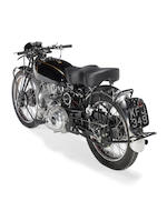1949 Vincent-HRD 500cc Meteor Frame no. R/1/4591 Engine no. F5AB/2/2691