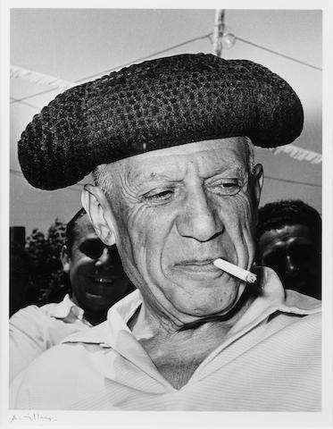 André Villers, Picasso en toreador