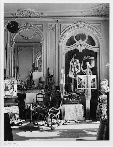 André Villers, Picasso's Studio