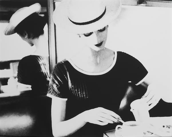 Lillian Bassman, Carmen having Tea