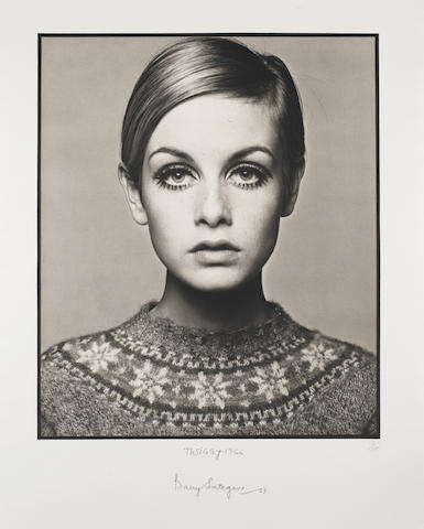 Barry Lategan, Twiggy