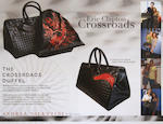 Crossroads – Andrea Valentini,  A limited edition tote bag