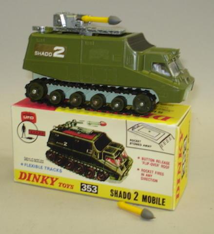 Dinky 353 SHADO 2 Mobile