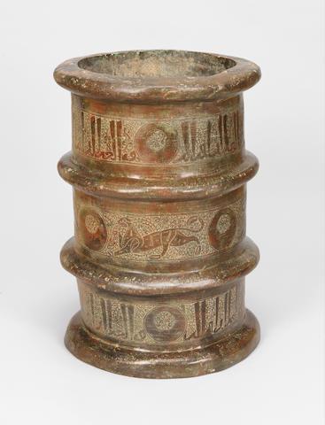 A large 12thC bronze Zhizri