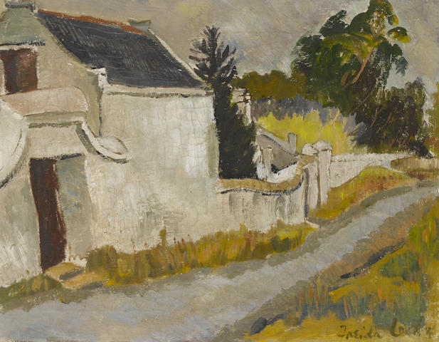 Freida Lock (South African, 1902-1962) House