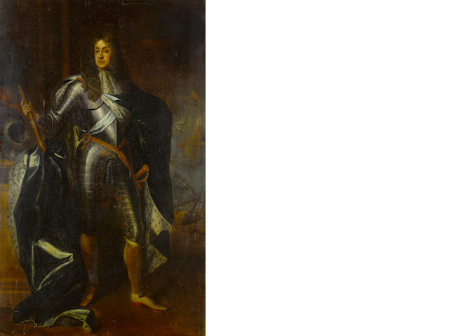 After Sir Godfrey Kneller, 18th Century Portrait of James II as Duke of York