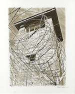 Nelson Rolihlahla Mandela (South African, born 1918) 'The Guard Tower'