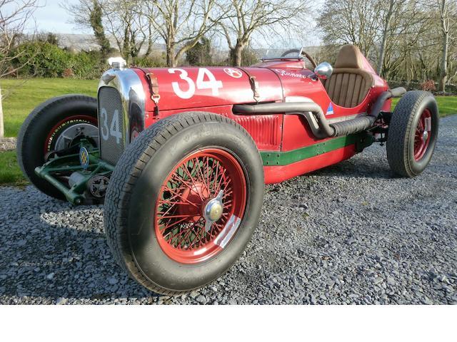 1934 Lagonda Rapier Special  Chassis no. D10816 Engine no. D2572