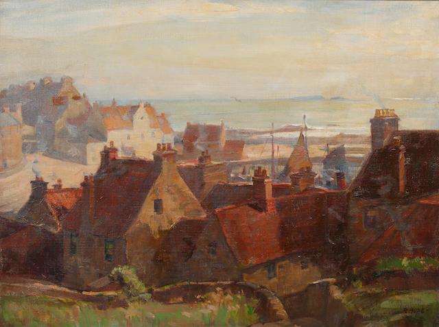 Robert Hope, RSA (British, 1869-1936) Pittenween