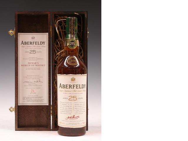 Aberfeldy-25 year old