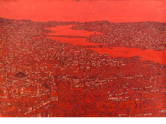 Devrim Erbil (born 1937) Untitled,