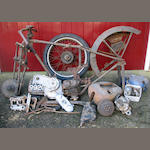 1932 Raleigh MG32 2 Port Sloper