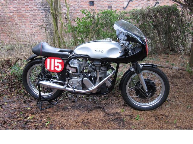 Norton Manx 250