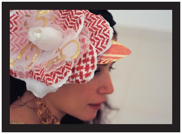 Nadine Kanso (Lebanon, born 1968) Fashionista/Zayan, 2006  Paper size 79 x 110 cm, image size 69.5 x 100 cm.