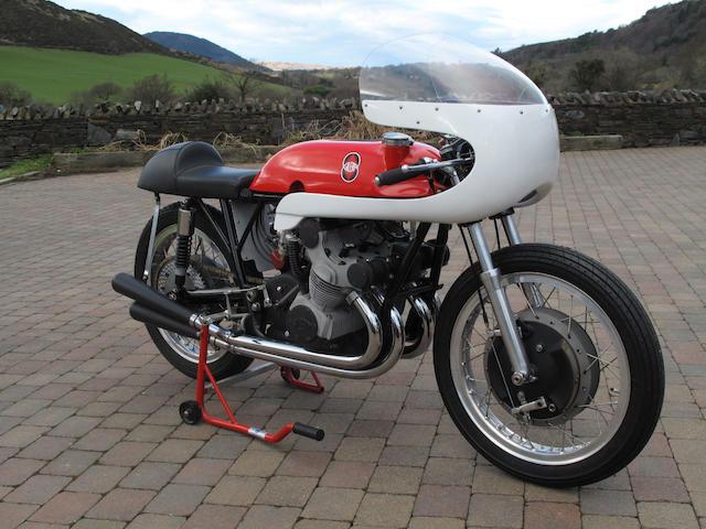 2003 Gilera 500cc GP Racer Kay Replica