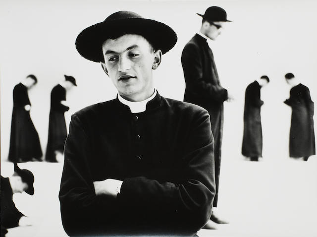 Mario Giacomelli (Italian, 1925-2000) Untitled, from 'Io non ho mani che mi accarezzino il volto' ('There are no hands to caress my face'), Senigallia, 1961-63