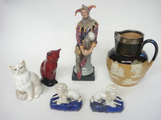 Doulton and other ceramics