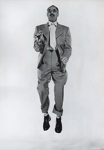 Philippe Halsman (American, 1906-1979) Groucho Marx, c. 1950