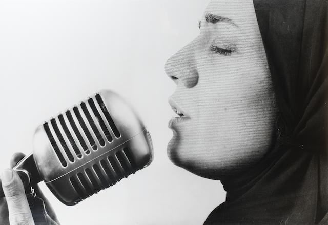 Shirin Neshat 'Mystified' 1997, 3/3