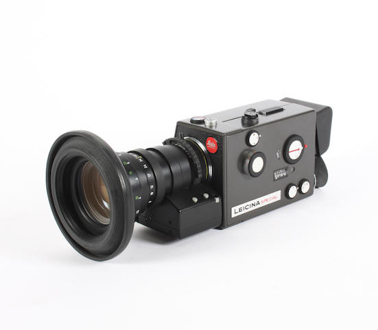 Leicina Special Super-8 cine camera