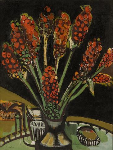 Bedri Rahmi Eyüboğlu (1911-1975) Flowers,