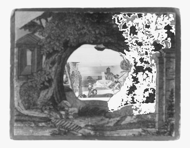 A Teleorama, Thames Tunnel type 'peep'