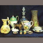 A large mixed collection of ceramics and glassware