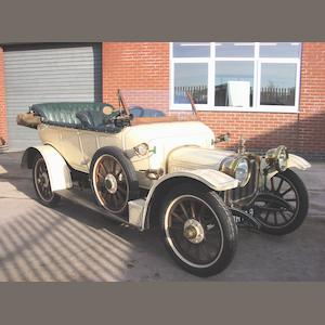 1911 Sunbeam 12/16hp Tourer,