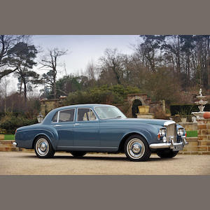 1977 Bentley S3 Flying Spur Saloon,