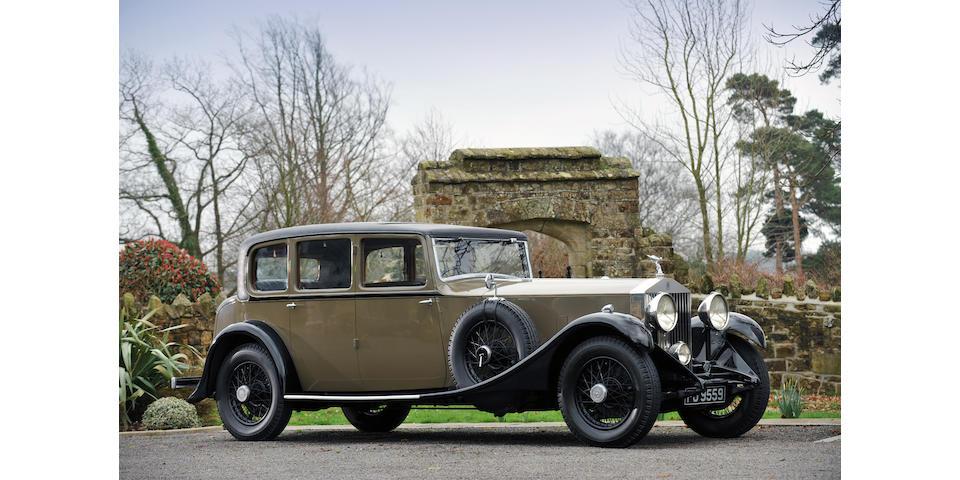 1932 Rolls-Royce Phantom II,