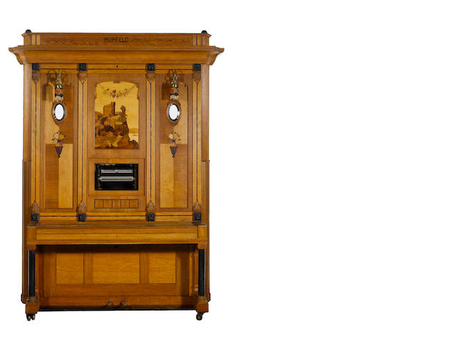 Hupfeld Helios style I German Orchestrion, nr 23900