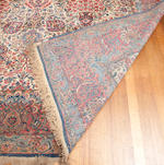 A Meshed carpet North East Persian 500cm x 336cm