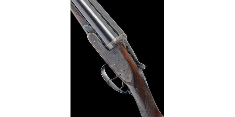 A fine 12-bore self-opening sidelock ejector gun by J. Purdey & Sons, no. 25935