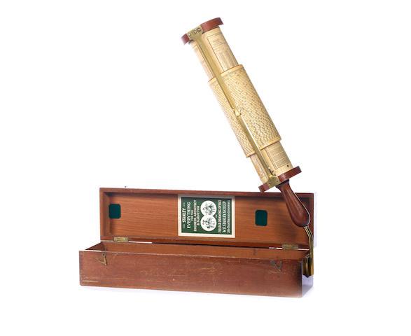 A good Fuller's cylindrical rule calculator,