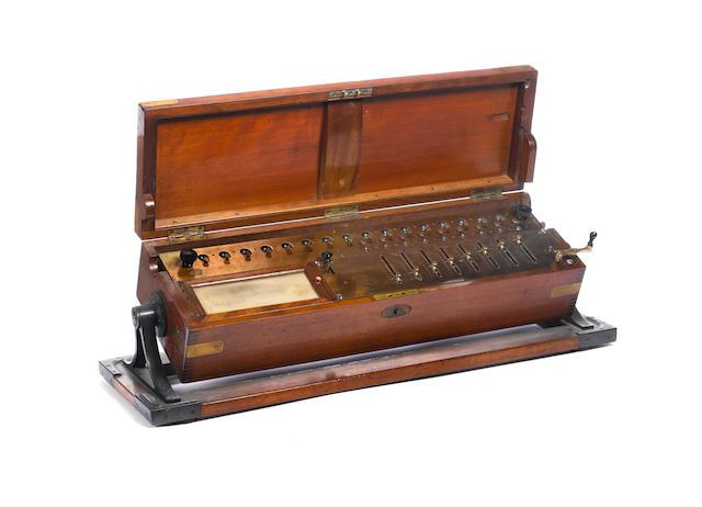 A good Thomas de Colmar Arithmometer