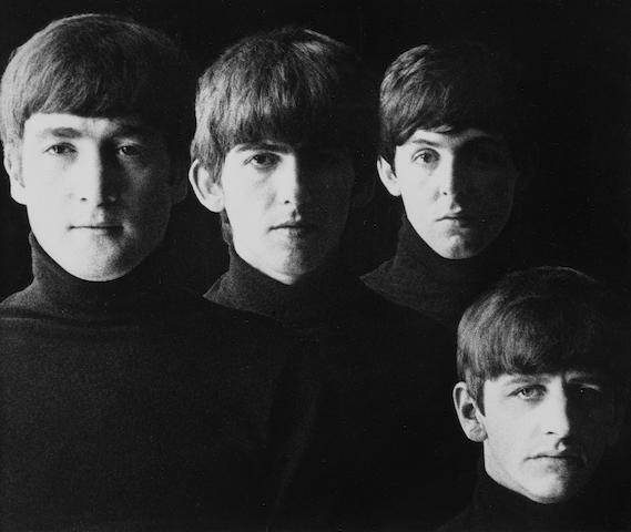 Robert Freeman (British, born 1936) With The Beatles, 1963