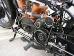 1938 OEC-JAP 980cc Special Frame no. DSPS176 Engine no. KTW/P/1112/60