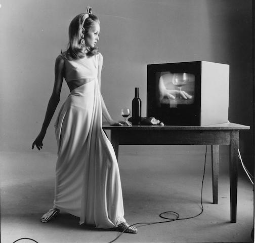 Bert Stern (American, born 1930) Twiggy, 1967