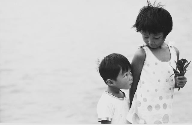 Shoji Ueda (Japanese, 1913-2000) Untitled, from 'Seasons of the Children', 1972