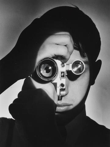 (n/a) Andreas Feininger (French, 1906-1999) The Photojournalist (Dennis Stock), 1951