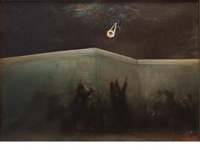Komet (born 1941) Untitled
